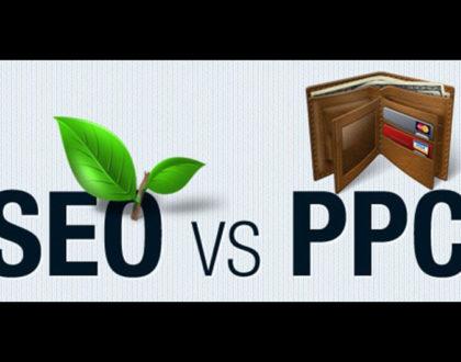SEO AND PPC