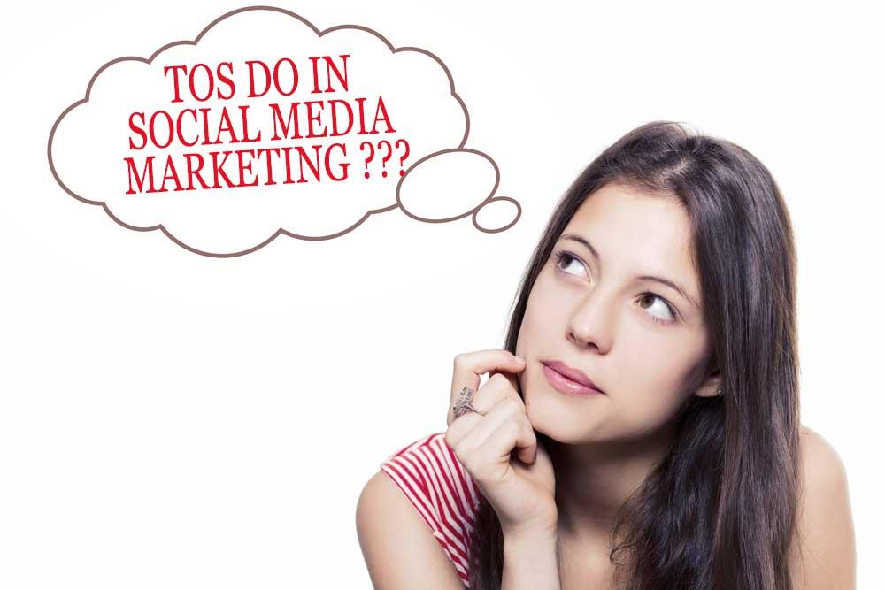 Social Media Marketing advertising agency