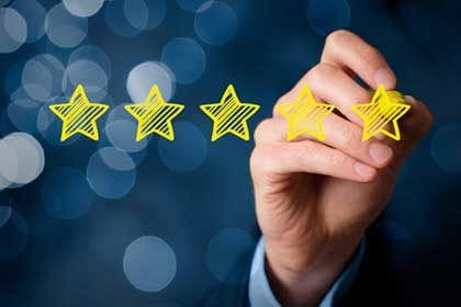 How to get the best reviews for your business?