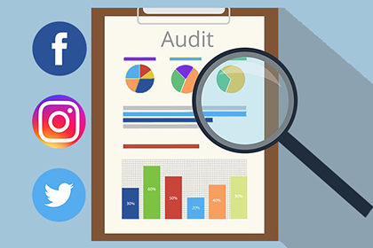 Major points for organizing a successful Social Media Audit